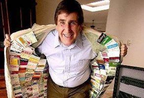 クレジットカードギネス記録は約1500枚!使える金額は?挑戦出来る?