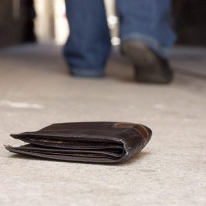 クレジットカードは無くしても、紛失・盗難保険があるから安心!